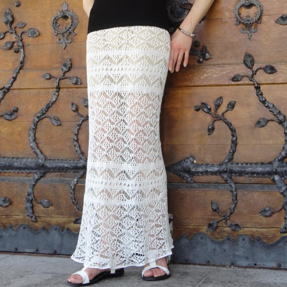SERENITY: Skirt Knit Pattern - Knit Tutorial in English ...