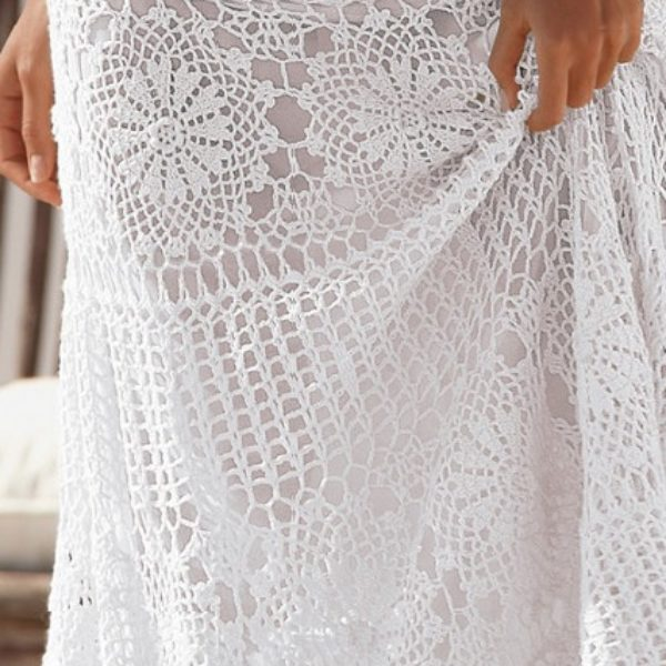 GRACE: Skirt Crochet Pattern - Crochet Tutorial in English ...