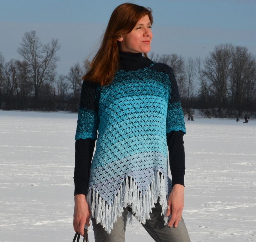 e410149ee FREELANCER  Sweater Crochet Pattern - Crochet Tutorial in English ...