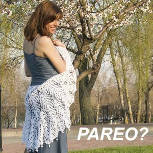 SUMMER HAPPINESS: Pareo Crochet Pattern – Crochet Tutorial in English